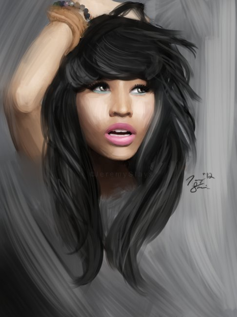 amazing, beautiful, girl, nicki minaj, smile