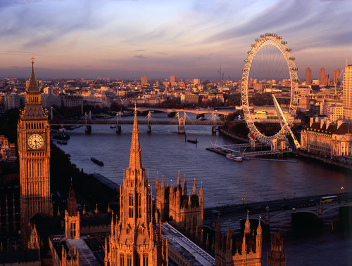 amazing, big ben, blue, britain, city, england, london, london eye, river, wow