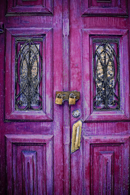 amazing, colorfly, colors, cool, door, lavender, lilac, lock, old, photography, purple, violet, windows, wow