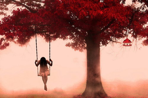 amazing, cry, faith, feelings, girl, hope, leafs, pretty, sad, tears, tree