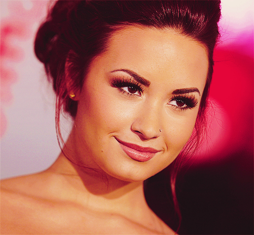 amazing wow, beautiful, demi lovato, eyes, faith, fierce, flawless, girl, gorgeous, hot, lights, lips, love is louder, makeup, model, omg, perfect, photography, pink, pretty, sexy, stay strong, stunning