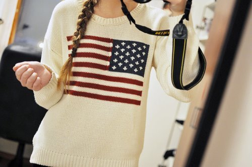 america, blond, blonde, braid, brown