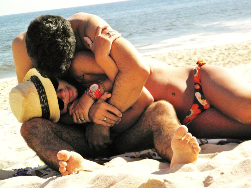 amor, beach, beijo, boy, boyfriend