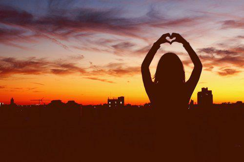 <3, breacking dawn, girl, love, love is in the air, sunset