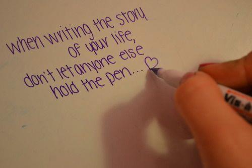 <3, cute, heart, life, love, pen, people, quotes, story, truth, writing, your