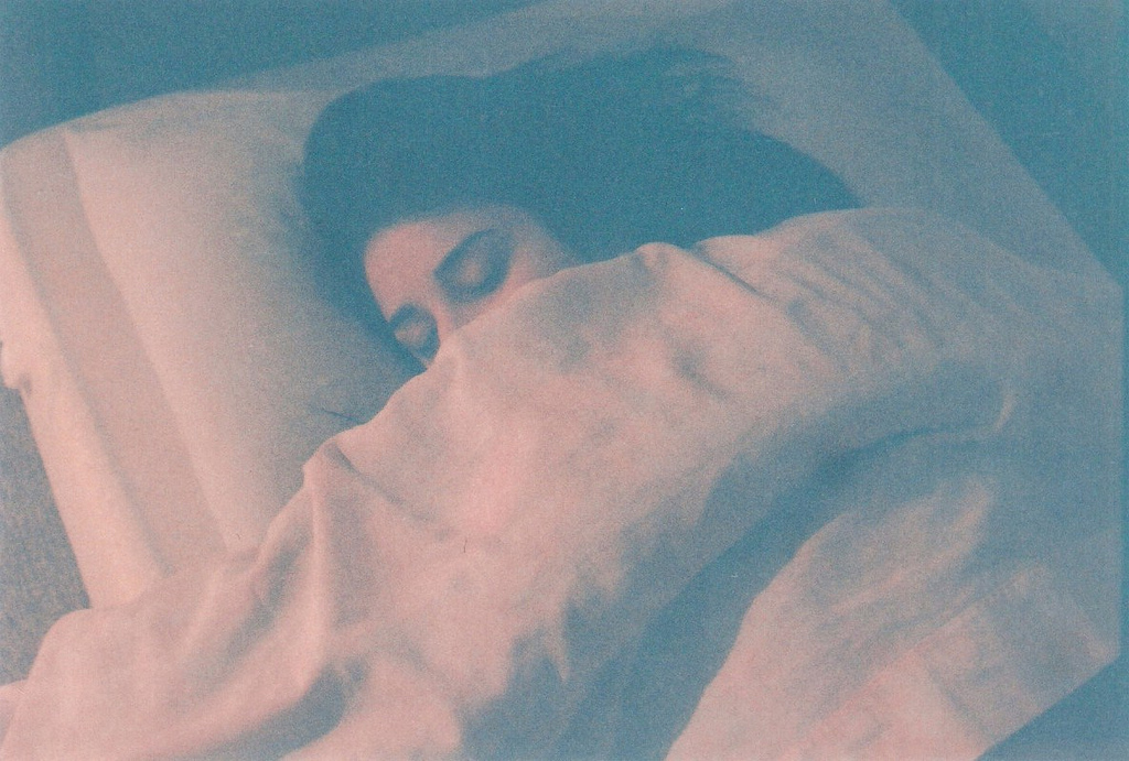 analogic, bed, cute, film, girl
