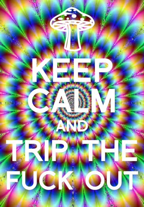 and, calm, colorful, colors, cool, fuck, keep, keep calm, out, the, trip