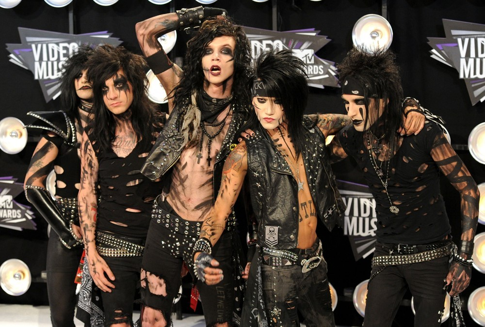 andy biersack, ashley purdy, black veil brides, jake pitts, jinxx