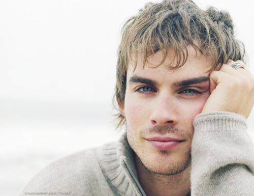 angel, boy, cute, eyes, ian somerhalder, sexy, sweet