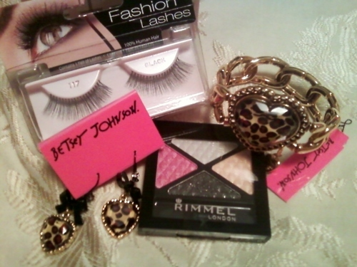 animal print, barbie, betsey johnson, jewellery, make up, makeup, pink, ring