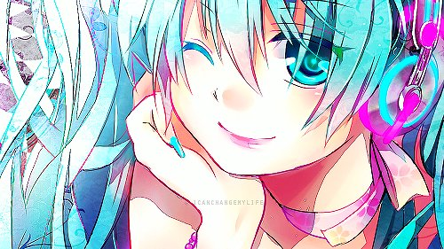 anime, anime girl, blue hair, cute, face, girl, kawaii, miku, miku hatsune, pretty, vocaloid