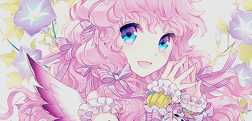 anime, anime girl, bow, cute, eyes, girl, hair, kawaii, nardack, pink, pretty, prinsess, sweet