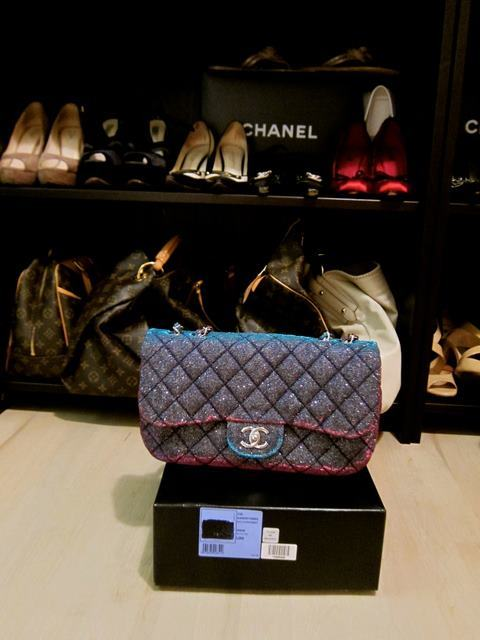 apartment, art, bag, blazer, chanel