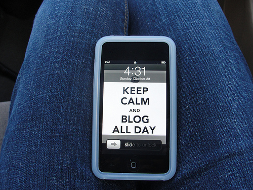 apple, blog, case, iphone, keep calm