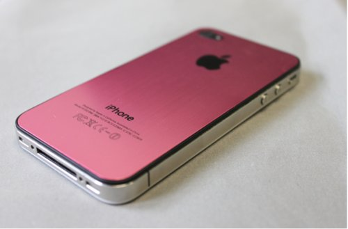 apple, cell phone, iphone, iphone 4, photography, pink, text