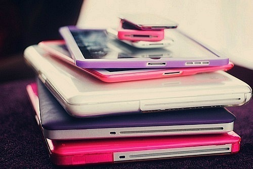 apple, electronics, ipad, iphone, macbook