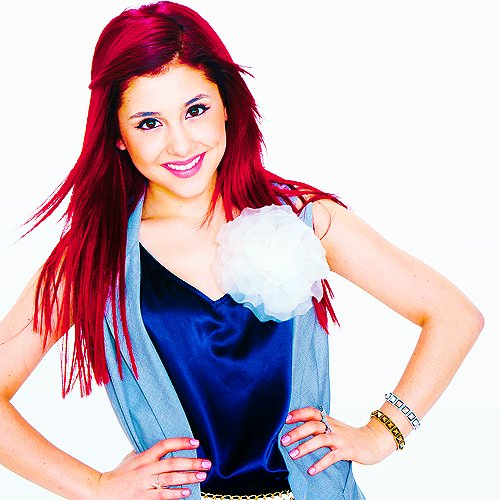 ariana grande, cute, fashion, girl, nickelodeon