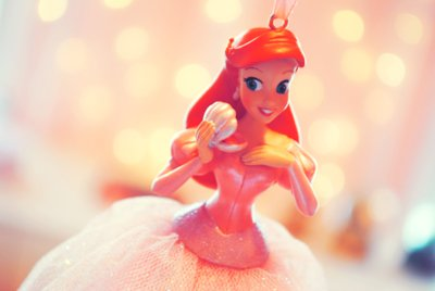 ariel, disney, light, little mermaid, mermaid, princess