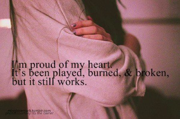 arms, broken, burned, girl, heart