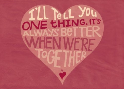 art, better together, design, graphic design, graphics, hand drawn, heart, illustration, jack johnson, lettering, love, lyric, lyric a day, lyricaday, lyrics, text, type, typography