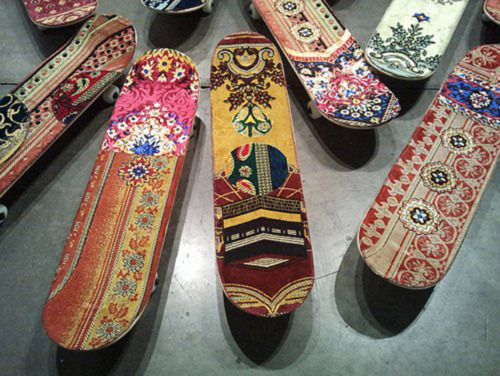 art, boards, bohemian, cool, paisley