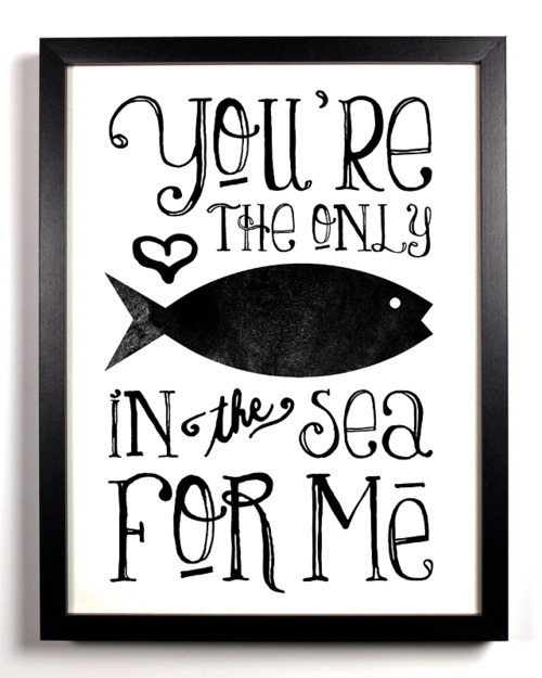 art, children, cute, draw, drawing, emotion, fish, fishes, girl, good, inspirational, love, lovely, man, ocean, pretty, sea, sketch, typography, woman