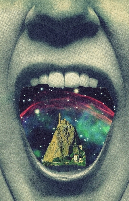 art, cool, dream, fantasy, ilustration, mouth, teeth