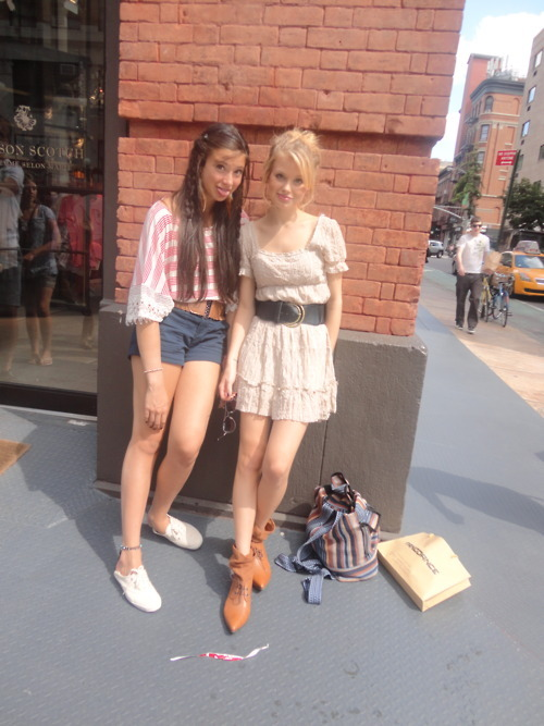 artsy, blonde, brunette, city, clothes, cute, fashion, girl, hipster, love, model, photography, summer