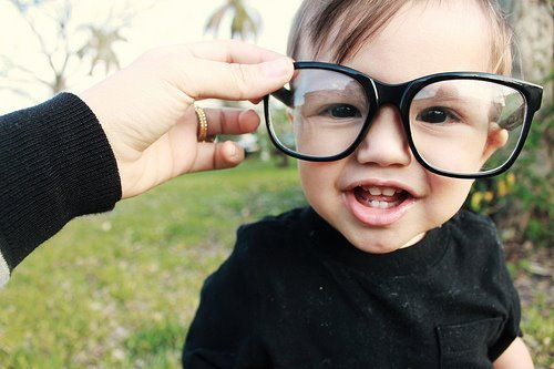 asian, baby, black, boy, child, children, cute, smile, style, sunglasses
