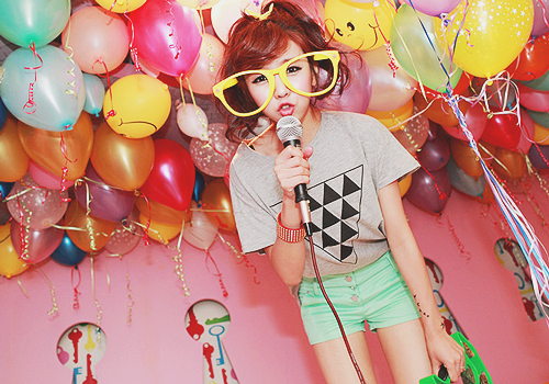 asian, cute, fashion, girl, glasses, party, ulzzang