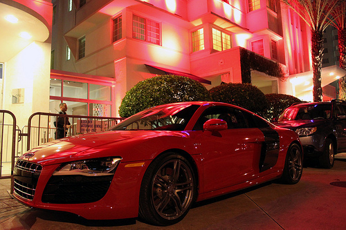 audi, car, luxury