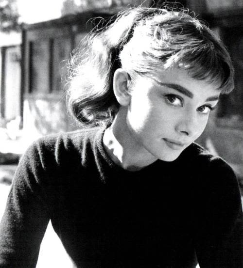 audrey hepburn, b&w, beautiful, black & white, black and white, vintage