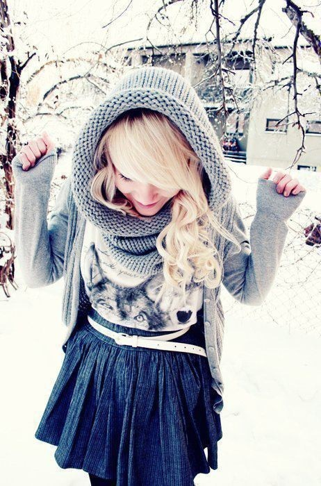 awesome, beautiful, blondie, clothes, cold, cool, curly hair, cute, december, girl, hair, kerti, kerti pahk, pretty, snow, sweet, winter