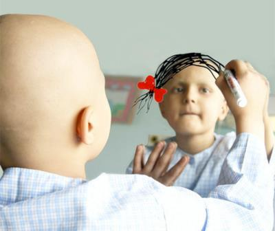 awh:(, baby, cancer, girl, hair