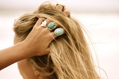 babe, beach, blonde, hippie, hipster, holiday, jewlery, light, ring, rings, summer