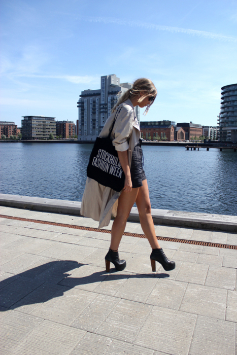 babies, back, city, coat, cute, face, fashion, fashion model, fashion week, girl, hair, heels, high heels, lake, long hair, lovely, model, ocean, perfect, perfection, pretty, profile, short, skinny, smile, stockholn, street style, sun, swenden, water