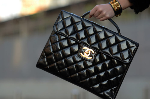 bag, beautiful, black, bracelet, chanel