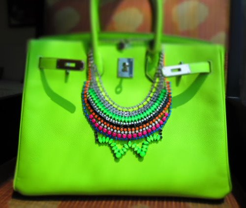 bag, blue, chains, colorful, fashion