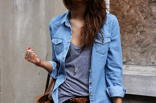 bag, brunette, chic, fashion, girl, glam, handbag, jacket, jeans, jewellery, long hair, necklace, outfit, ring, street chic, style, tan, tank top, top, vogue, walk