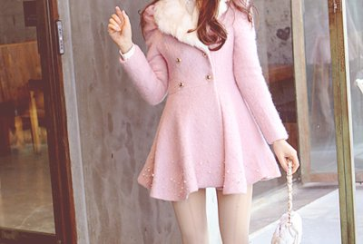 bag, coat, cute, dress, fashion