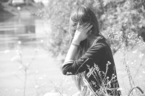 b&w, beautiful, black & white, black and white, cute, flower, flowers, girl, hair, landscape, nature, photo, photography, place, pretty, water