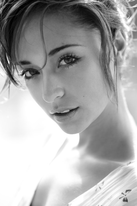 b&w, beautiful, black and white, eyes, face