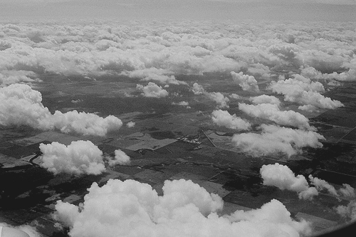 b&w, black & white, black and white, cloud, clouds, cute, landscape, nature, photo, photography, sky