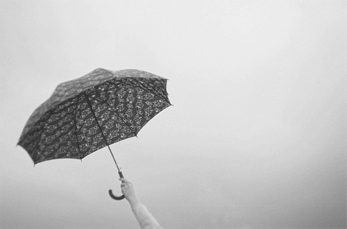 b&w, black & white, black and white, cute, hand, landscape, nature, photo, photography, place, rain, sky