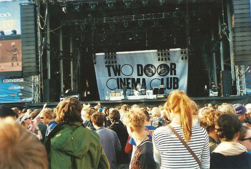 band, concert, cute, gig, hipster, indie, live, music, people, two door cinema club