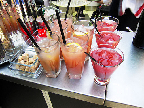 bar, coctail, drinks, food, fruit, orange, red
