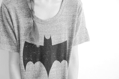 bat, batman, braid, cute, girl