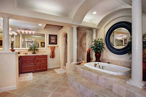 bathroom, cute, dream bathroom, dream house, house