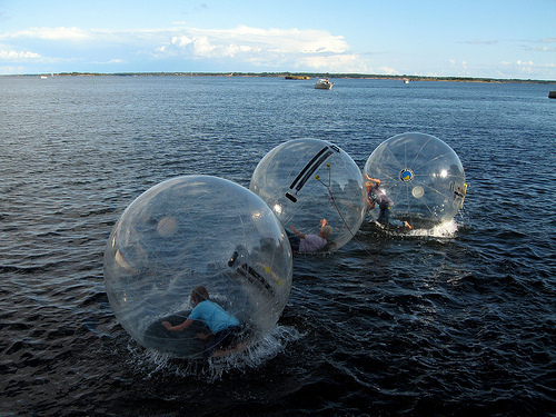 beach, bubble, cool, lake, sea, water