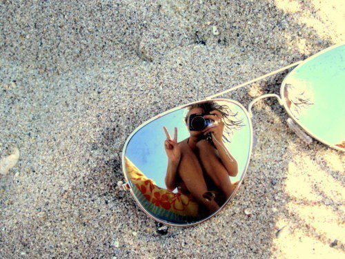 beach, cool, cute, girl, photo